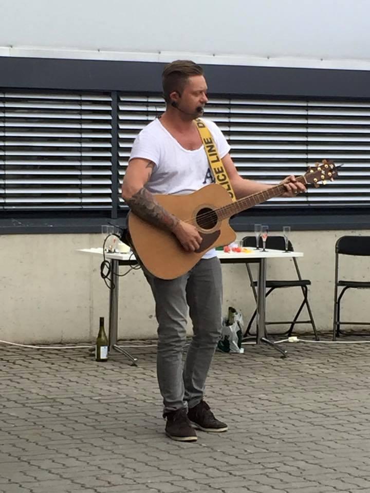 Trubadur Doffe - Trubadur til after-work | Live musikk til after-work