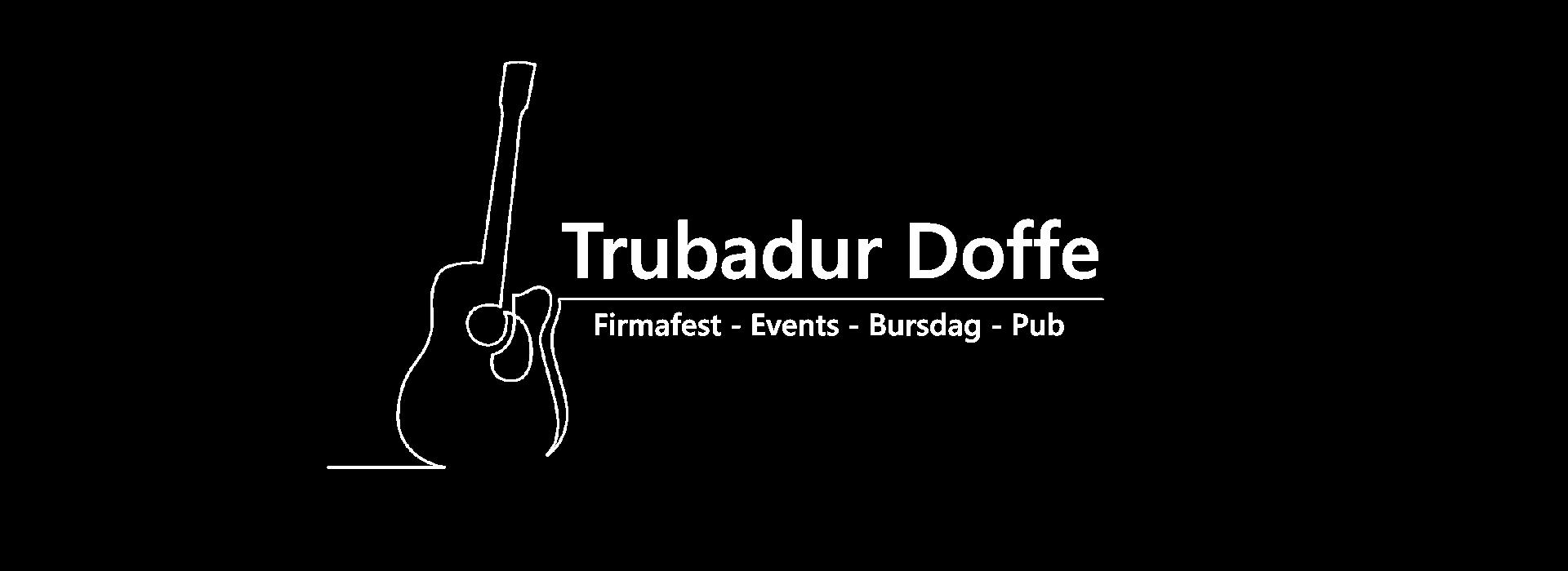 Trubadur Doffe forsidelogo